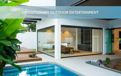 The next evolution in outdoor entertainment