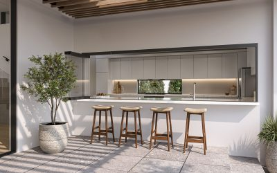 Clear Edge Glass launches new Servery Window system, just in time for summer!